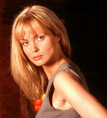 Izabella Scorupco of Touchstone's Reign of Fire