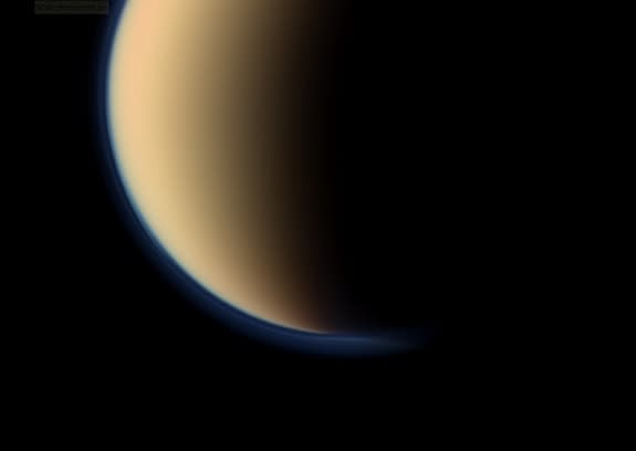 Titan Unmasked: 1st Map of Saturn Moon's Topography Revealed