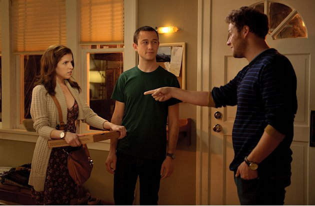 50/50 Summit Entertainment 2011 Anna Kendrick Joseph Gordon Levitt Seth Rogen