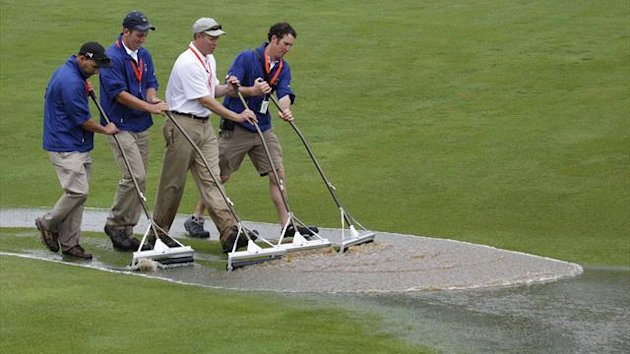 Merion's green staff fighting an uphill battle.