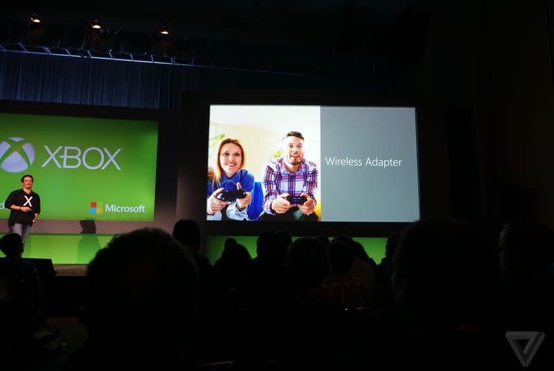 Xbox One wireless controller adapter for Windows arrives later this year