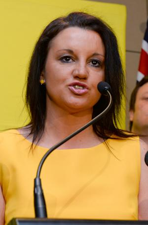 File photo of Senator Jacqui Lambie of the Palmer United Party