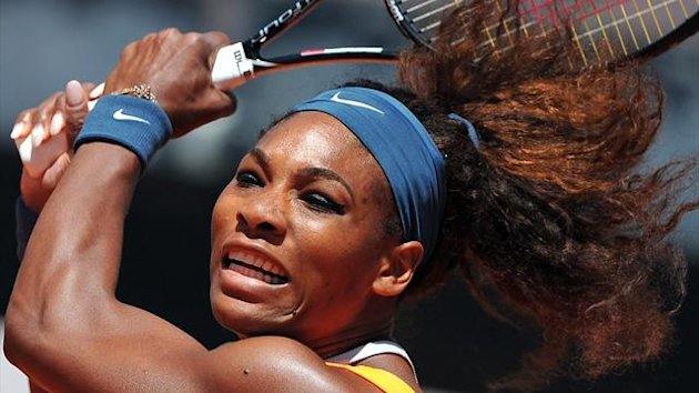 2013 Serena Williams Rome
