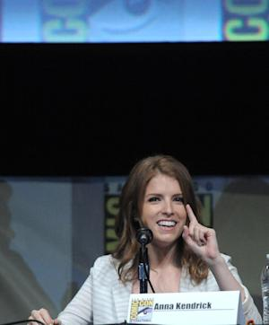 "Anna Kendrick attends the ""ParaNorman"" panel at Comic-Con on Thursday, July 12, 2012 in San Diego, Calif. (Photo by Jordan Straus/Invision/AP)"