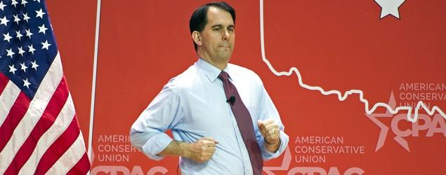 Walker: Protesters prepared me to fight terrorism