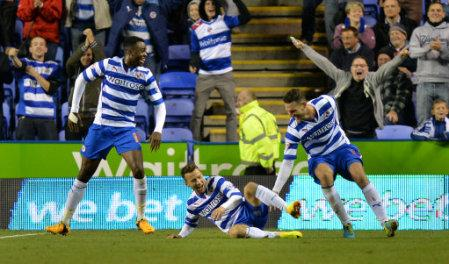 Soccer - Sky Bet Championship - Reading v Leeds United - Madejski Stadium
