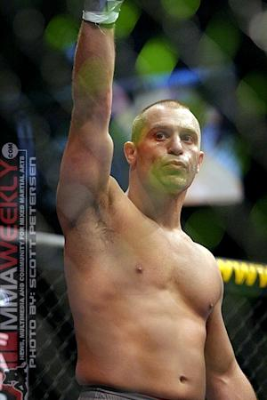 Unless Madison Square Garden Beckons, Matt Serra is Retired from Fighting
