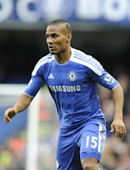 Florent Malouda could soon be on his way out of Stamford Bridge