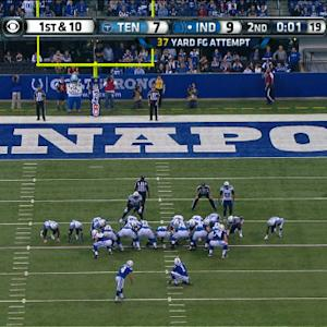 Week 13: Adam Vinatieri highlights