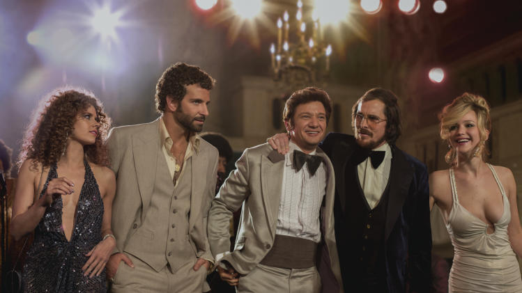 American Hustle Movie Stills