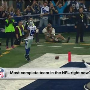Most complete team in the NFL?