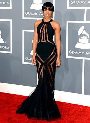 "Kelly Rowland Defies Dress Code at Grammys 2013: ""It's So Funny!"""