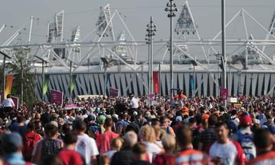 Paralympics: 100,000 Park Tickets Snapped Up