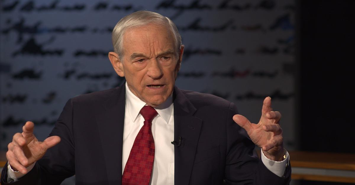 "Dr. Ron Paul: ""Crisis Bigger Than 2008 Is Coming"""