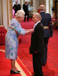 Ivor Powell was made an MBE in the 2008 New Year's Honours List and retired in 2010