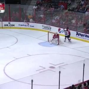 Tuomo Ruutu Hit on John Carlson (06:15/1st)