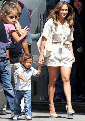 "Jennifer Lopez: My Twins Max and Emme ""Look Like Coconuts"""