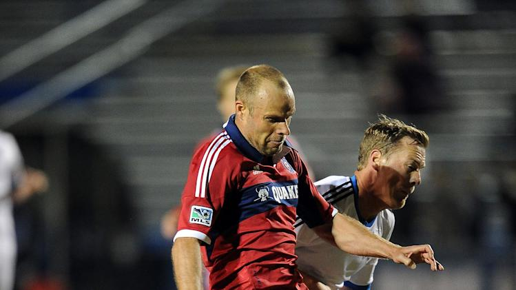 MLS: Preseason-Chicago Fire vs San Jose Earthquakes