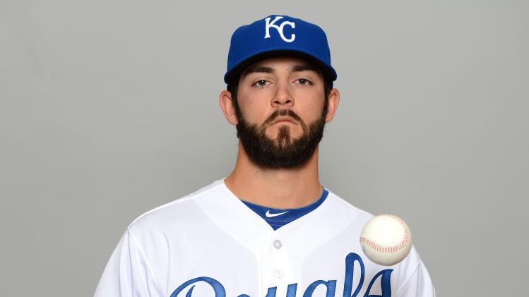 MLB: Kansas City Royals-Photo Day