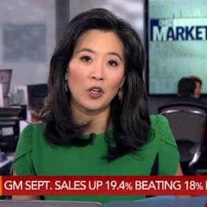 GM Tops Sept. Sales Expectations With a Gain of 19.4%
