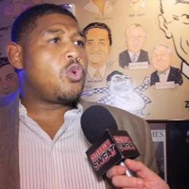 Actor Omar Benson Miller Shares His Best Fitness Tip