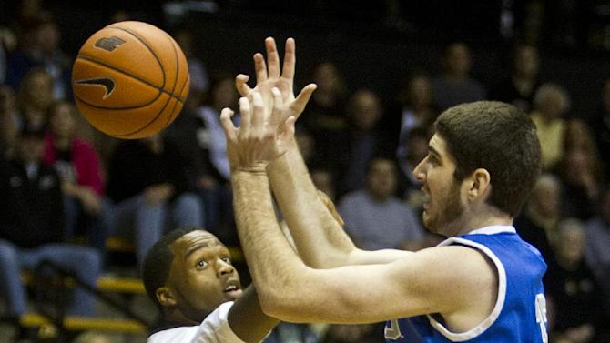 Purdue takes easy rout past Eastern Illinois 83-55