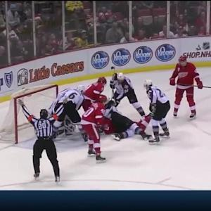 Colorado Avalanche at Detroit Red Wings - 12/21/2014