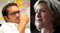 GTY AP jeremy bird hillary clinton jef 130710 16x9 608 Rivals No More, Obama Veterans to Lead Clinton Group
