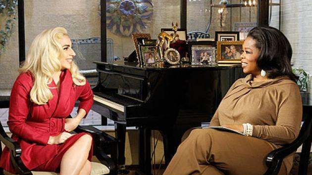 "Lady Gaga chats with Oprah on ""Oprah's Next Chapter"" on OWN  -- OWN: The Oprah Winfrey Network"
