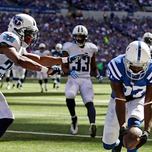 Week 4: Tennessee Titans vs. Indianapolis Colts highlights