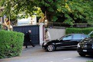 &lt;p&gt;A car enters the Saudi royal family&#39;s residence in Cologny, outside Geneva, on June 16. Saudi Arabia was preparing on Sunday to bury crown prince Nayef bin Abdul Aziz amid worldwide condolences, as defence minister Prince Salman appeared poised to become the new heir apparent. An aircraft bearing the body of Prince Nayef left Geneva early on Sunday for the kingdom&#39;s western city of Jeddah.&lt;/p&gt;