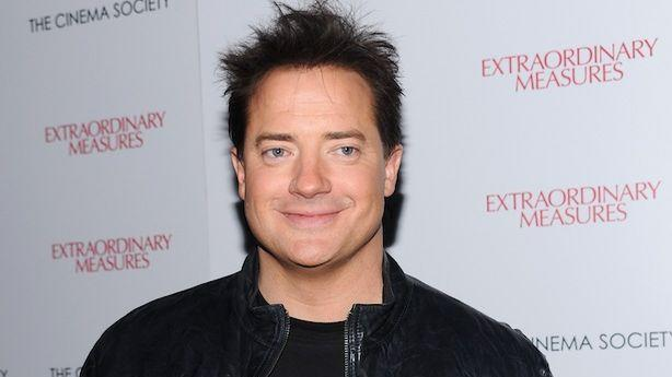 Brendan Fraser Heads to Television