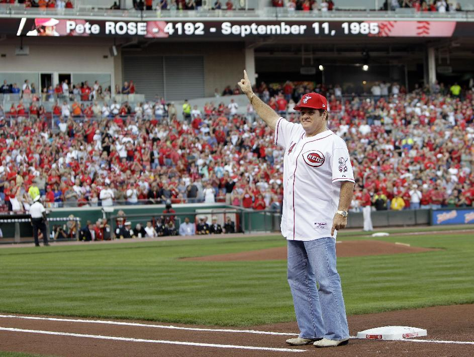 Pete Rose joins FOX Sports as a baseball analyst