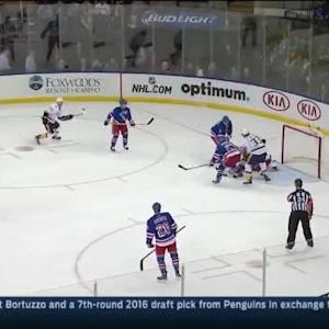 Cam Talbot Save on James Neal (18:14/1st)