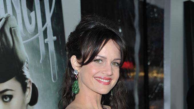Sucker Punch LA Premiere 2011 Carla Gugino