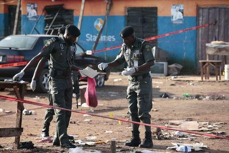 Bombings in Nigerian capital kill 15 - emergency agency