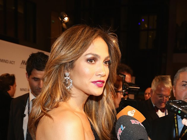 DUSSELDORF, GERMANY - OCTOBER 27: Jennifer Lopez attends the 21st UNESCO Charity Gala 2012 on October 27, 2012 in Dusseldorf, Germany. (Photo by Andreas Rentz/Getty Images)
