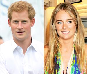 "Prince Harry, Cressida Bonas Are ""So Compatible,"" Will ""Be Engaged Next Year"""