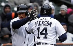 Tigers run past Blue Jays 11-1 in the cold
