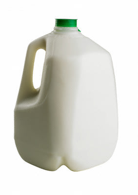 BUY a Gallon of Milk (Approx cost: $2.50)