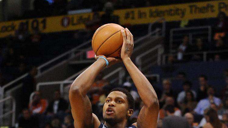 NBA: Memphis Grizzlies at Phoenix Suns