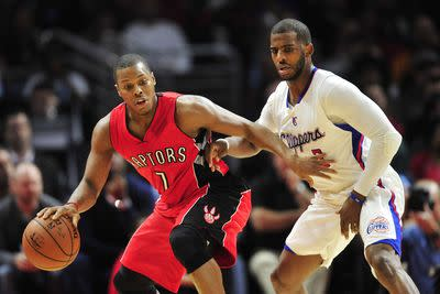 NBA Saturday: Raptors top Clippers, Grizzlies visit Heat