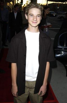 Scott Terra at the LA premiere of Paramount's Dickie Roberts: Former Child Star