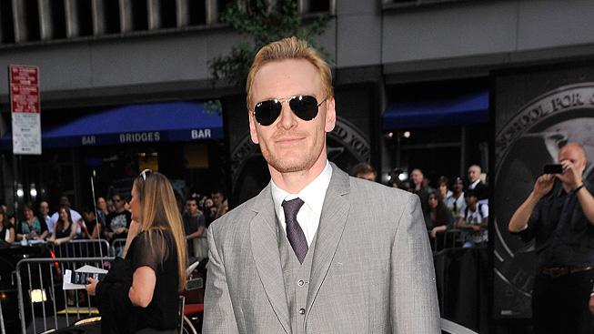 X Men First Class NYC Premiere 2011 Michael Fassbender