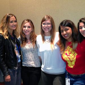Women Surviving and Thriving in Games Media Pax Prime 2014 Panel