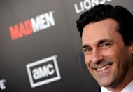 Actor Jon Hamm arrives at the Premiere of AMC&#39;s &quot;Mad Men&quot; Season 5 at ArcLight Cinemas in Hollywood, California, in March 2012. So you&#39;re a teenage girl and you&#39;re bewildered by boys. Who better to ask than Don Draper, or at least the actor who plays the 1960s ad man on television&#39;s &quot;Mad Men?&quot;