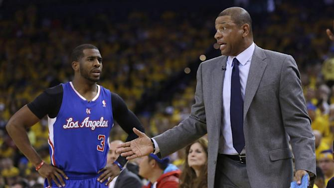 Warriors top Clippers 118-97, even series 2-2