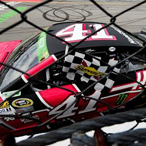 1-on-1: Busch, No. 41 team prevail at RIR