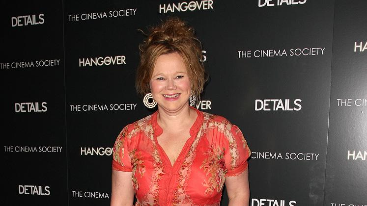 The Hangover NY Screening 2009 Caroline Rhea