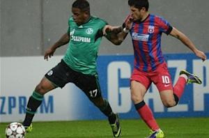 Steaua Bucharest 0-0 Schalke: Keller's side slips up in race to next round